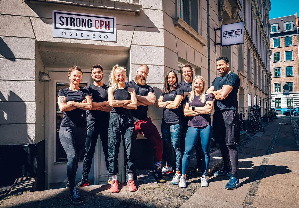 Personlig træning København Strong