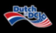Dutch in DCI logo met stroke en schaduw.