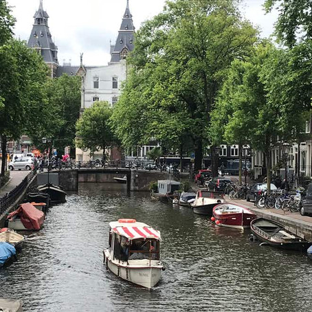 Old City Route canal cruise