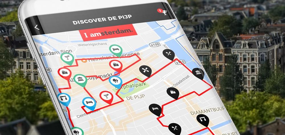 Top 3 Amsterdam apps, bnb vondel