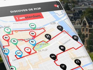Top 3 favorite Amsterdam apps!