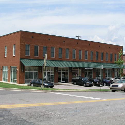Barnett Office Building, Memphis