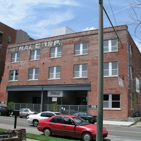W. G.F. Patterson Condos, Memphis