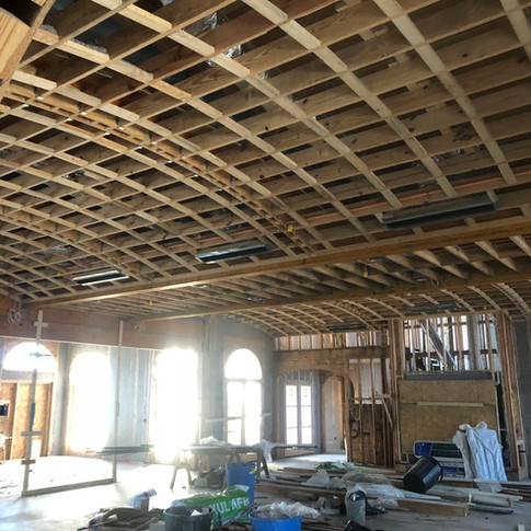24,000 sq. ft. House - Interior