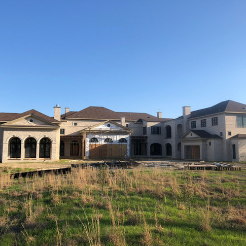 24,000 sq. ft. House - Exterior