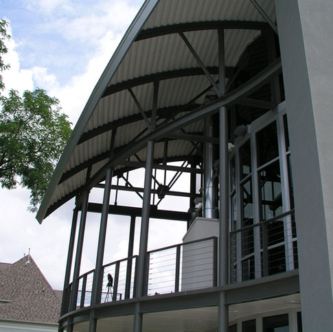 Residence on River Bluff, Memphis