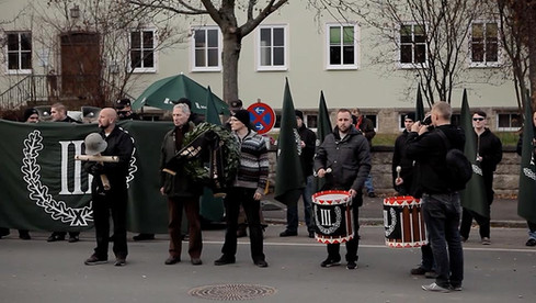 Nazis Agaisnt  Nazis