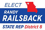 Randy Railsback for Missouri State Representative Logo