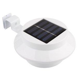 SUNPOWER smart gutter solar 3LED