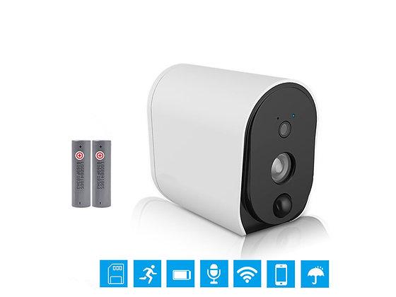 Wire Free Battery Wifi IP Camera 1080P