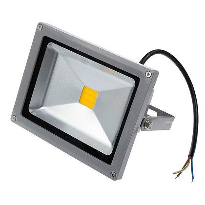 LED Floodlight 20W Warmwhite