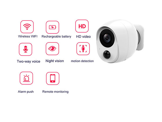 Wifi Battery Camera Wireless C010-20
