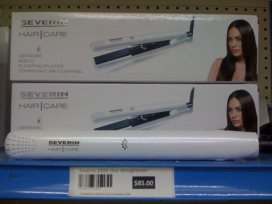 Severin Hair Straightener