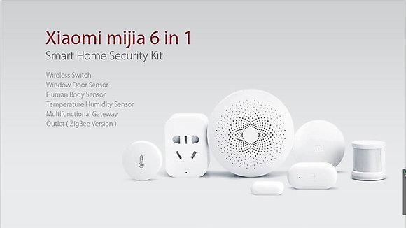 Mi Xiaomi Smart Home Security Kit 6 in 1