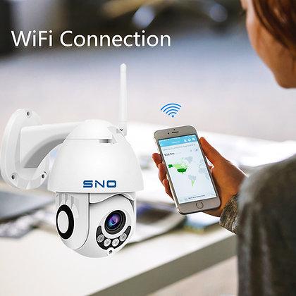 PTZ Wifi/POE Camera PT10ZW-20