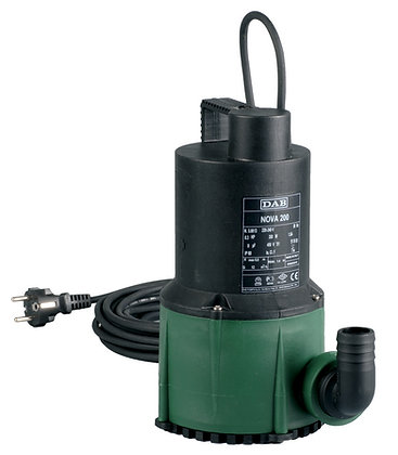 Dab Drainage Submersable WPump 190W