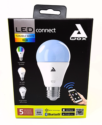 Eglo Led connect 9W E327 Warm/Day light
