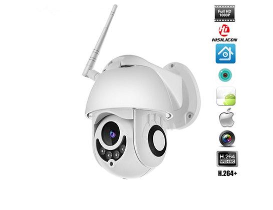 PTZ Wifi/POE Camera PT10W-20