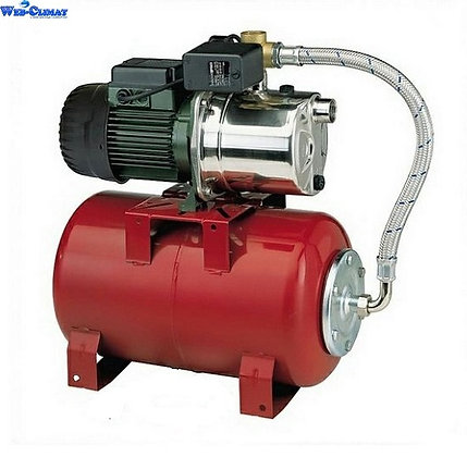 Dab Aquajetinox Water Pump 1KW With tank