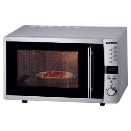 Severin Digital Microwave
