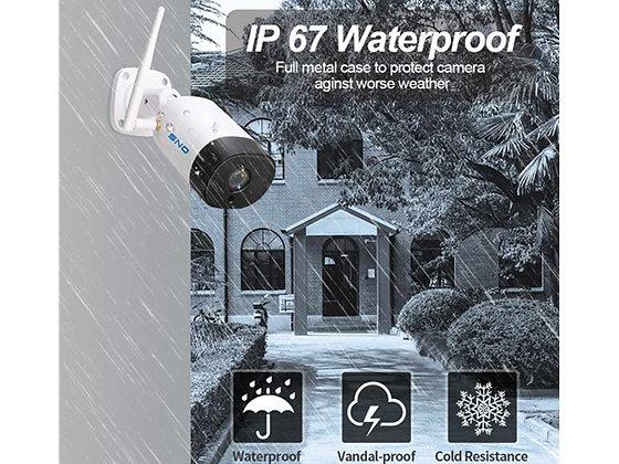 WIFI 1080P IP Camera