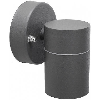Smartwares LED outdoor wall light GU10 Anthracite
