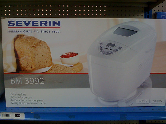 Severin Bread Maker