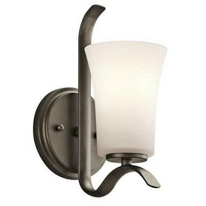 Kichler Lighting 45374OZ Armida 1-Light Wall Sconc