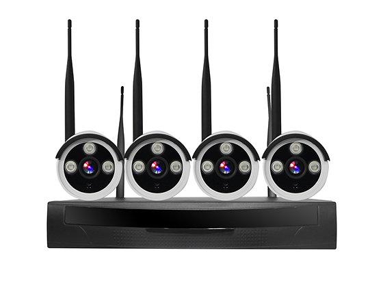 Wifi Camera Kit 1080P 4 Cameras 701SVF