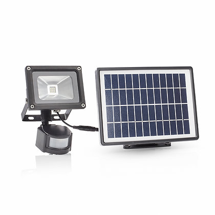 Solar Security Flood light with Panel&Sensor