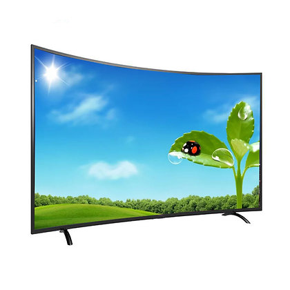 60''Curve 4K Smart Wifi  with Android system