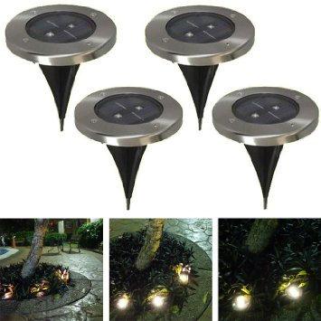EXLIGHT 2 LED Garden solar led