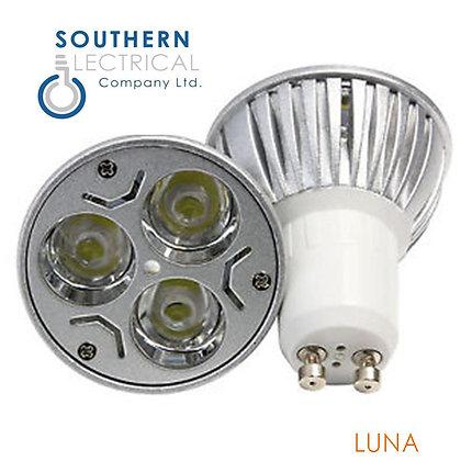 LUNA LED GU10 9W 100-245v
