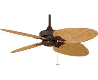 Fanimation FP7400RS Windpointe Ceiling Fan, Rust F