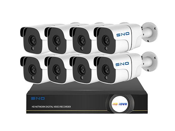 Pro Series POE NVR Camera Kit HD 8 Cameras 105SK