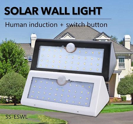 SS-ESWL-7W solar wall light