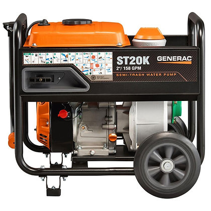 Generac St20K Water pump 5hp