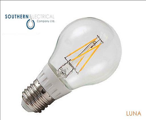 Luna 8W E27 Filament LED Bulb