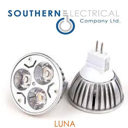 LUNA LED 12V 5W MR16 12V AC/DC