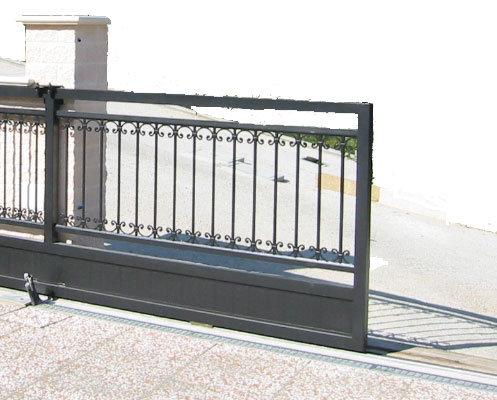Sommer Sm40 Slide Gate Opener