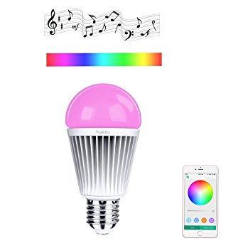Smart LED e27 wifi light bulb