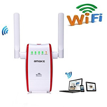 Amake Wifi Range Extender/Router N300