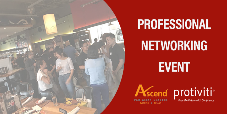 NTX Professional Networking event banner