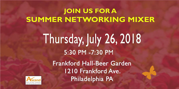 summer networking banner for 7-10 postin