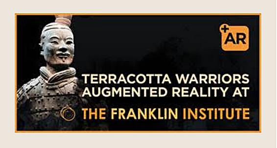 PHL Terracotta Warriors Augmented realit