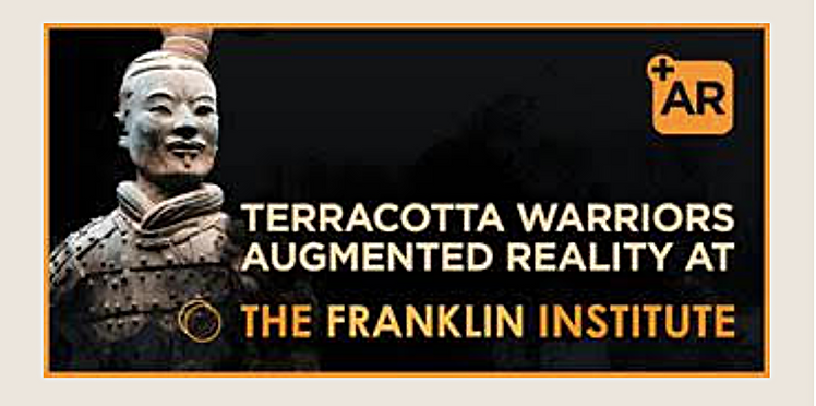 PHL Terracotta Warriors Augmented realit