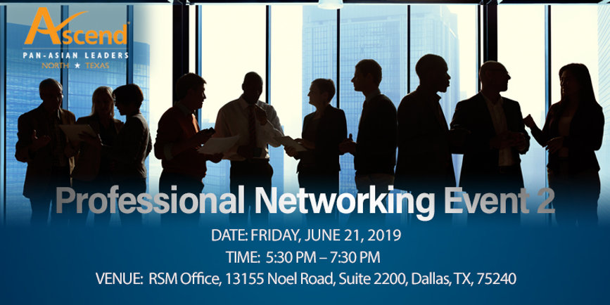 Professional Networking part 2 Event-Ban