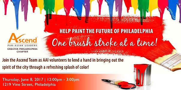 Help paint the future of philadelphia ba