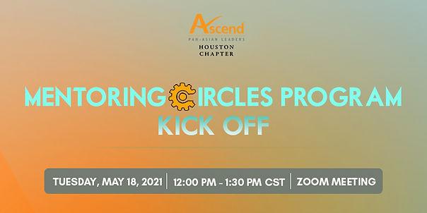 HOU Mentoring Circles Program Kick Off b