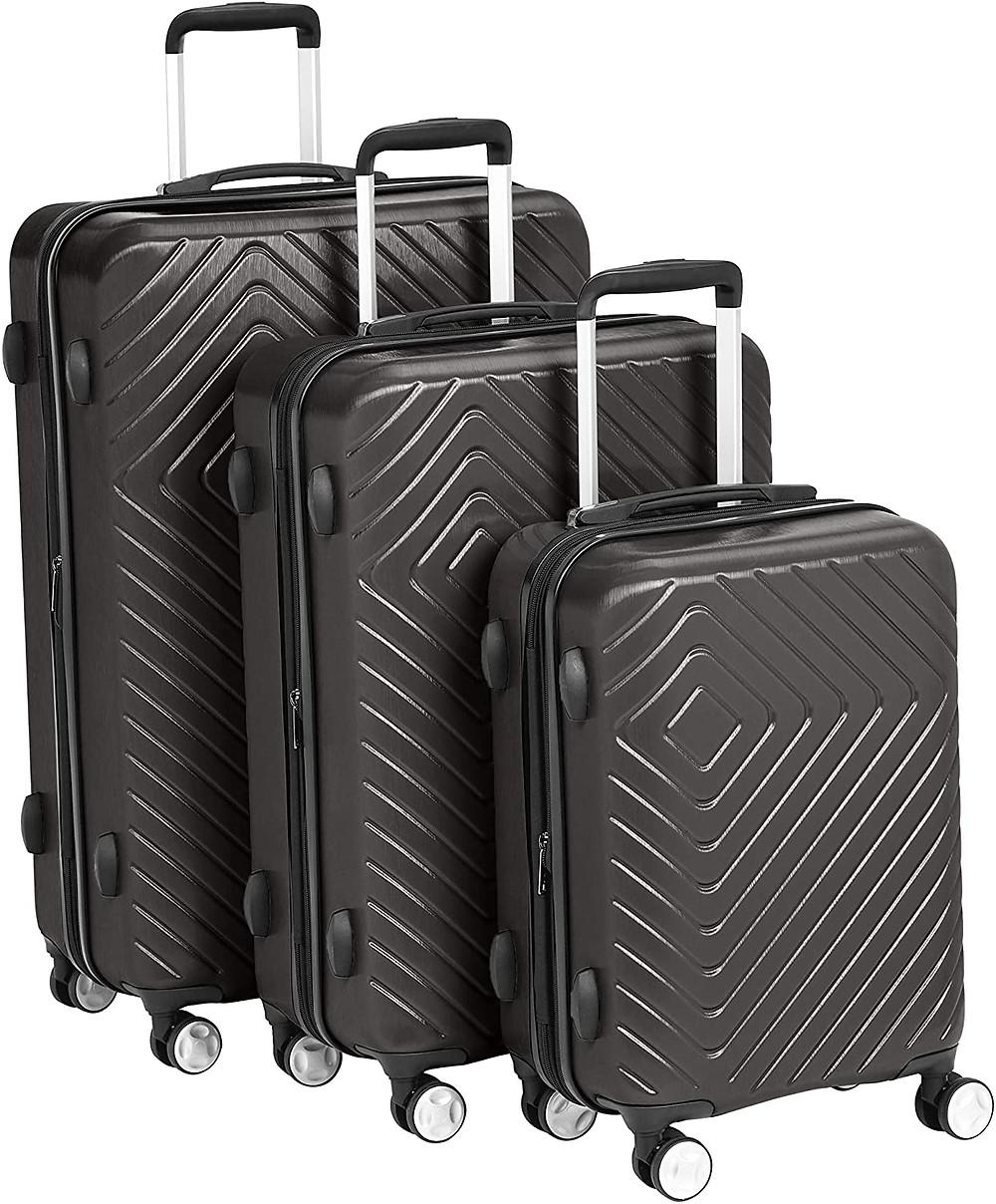 Amazon Basics 3-Piece Luggage